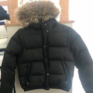 Andrew Marc coat/vest